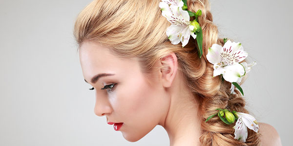 Ladies Hair Ups