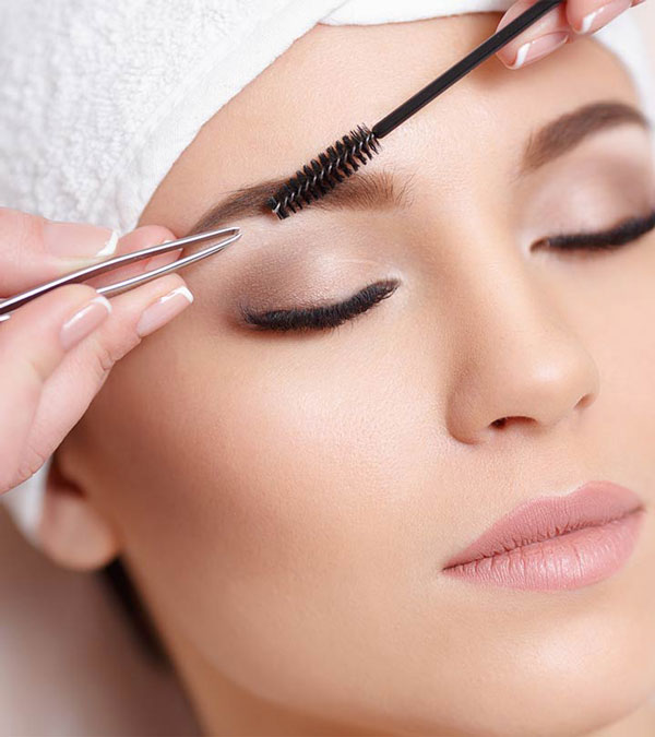 Eye Brow Shaping and Tinting Treatment